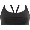 Funkita Sports Top Bikini Kobiety czarny